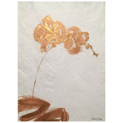 Bronze Orchid 2